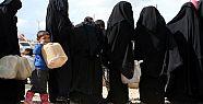 IŞİD'ci kadınlar Fransa'ya dönmek istiyor