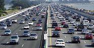 İstanbul trafik sıkışıklığı endeksinde...
