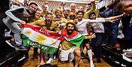 Kürt takımı Dalkurd şampiyon oldu