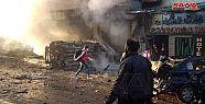 Kamışlı'da peş peşe üç saldırı:...