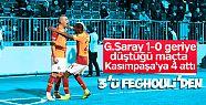 Kasımpaşa: 1 - Galatasaray:...
