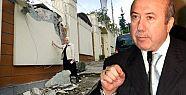 Kemal Unakıtan'ın Üsküdar'daki evine...