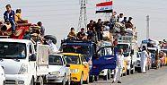 Kerkük'ten 100 bin Kürt göç etti