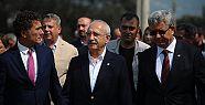 Kılıçdaroğlu: Alın teri dökenler endişeli
