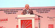 Kılıçdaroğlu: Sandıkta bütün seçmenlerle...