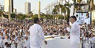 Kolombiya'da Kongre, barış anlaşmasını...