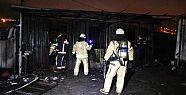 Konteynerde yangın: 3 işçi öldü