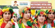 Kürtler demokratik özerklikle ne istiyor...