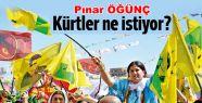 Kürtler Demokratik Özerklikle ne istiyor:...