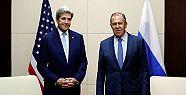 Lavrov: Suriye'de ABD'yle işbirliğini...