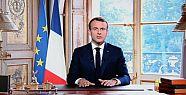 Macron: Sorumluluğumu kabul ediyorum