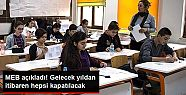Temel liseler ve özel eğitim kursları...