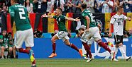 Meksika, son şampiyon Almanya'yı mağlup...