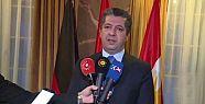 Mesrur Barzani: Görüşmeler olumlu geçti