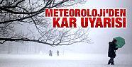 Meteoroloji'den kar uyarısı: Balkanlar'dan...