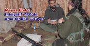 Meysa Ebdo: İnisiyatif YPG'de ama tehlike...