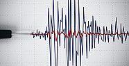 Muğla'da 3.4 büyüklüğünde deprem