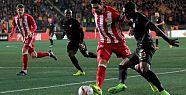 Osmanlıspor, UEFA Avrupa Ligi'nden elendi