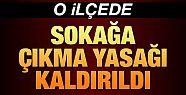 Ovacık'taki sokağa çıkma yasağı kaldırıldı
