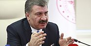 Sağlık Bakanı Koca: '76 kişi daha korona...