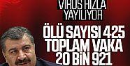Sağlık Bakanı Fahrettin Koca: Can kaybı...