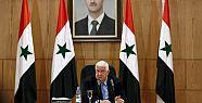 Şam'dan Türkiye ve ABD'ye güvenli bölge...