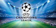 Şampiyonlar Ligi'nde bir üst tura yükselen...