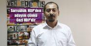 Sarısülük: HDP'den adayım çünkü Gezi...