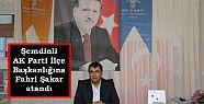 Şemdinli AK Parti İlçe Başkanlığına...