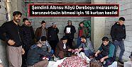 Şemdinli Altınsu Köyü Dereboyu mezrasında...