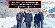 Kaymakam ve Belediye Başkanvekili Türkman...