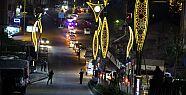 Şemdinli'de 23 Nisan coşkusunu sokakta...