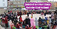 Şemdinli'de 8 Mart Dünya Kadınlar Günü...