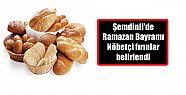 Şemdinli'de Ramazan Bayramı nöbetçi...