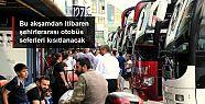 Süleyman Soylu: Otobüsle seyahat kısıtlanacak