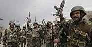 Suriye ordusu El Nusra'ya karşı operasyon...