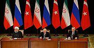 Suriye zirvesi sonrasında ortak açıklama