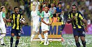 Takımlarının ilk gollerini atan 3 oyuncu...