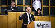 Temelli: AKP, MHP, İYİ Parti, CHP bize...