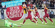 TFF Süper Kupa Galatasaray'ın oldu