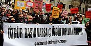 Türkiye basın özgürlüğünde 157'nci...