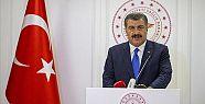 Türkiye'de koronadan ölenlerin sayısı...