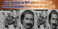 Eski Şemdinli Belediye Başkanı Ersin...