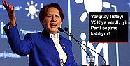 Yargıtay listeyi YSK'ya verdi; İYİ Parti...