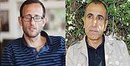 Yazar Cemil Aksu ve Vedat Çetin'in evlerine...