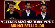 Yetenek Sizsiniz Türkiye'de Birinci Belli...