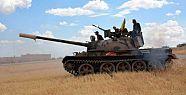 YPG öncülüğündeki güçler Rakka'ya...