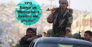 YPG Suriye'de 'Menag hava üssünü ele...