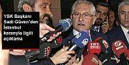 YSK kararı: İstanbul'da seçim yenilenecek