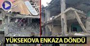 Yüksekova Cumhuriyet mahallesinden son...